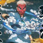 家庭用ゲーム「鬼滅の刃 ヒノカミ血風譚」キャラクター紹介映像06・ 鱗滝左近次