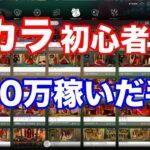 【バカラ投資】オンラインカジノ初心者が月10万円稼いだ手法