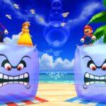 【マリオパーティ100ミニゲームコレクション】ワルイージVsデイジーVsマリオVsヨッシー
