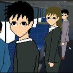 乗客の目線が怖すぎる『4日後に死ぬ通勤バス』に乗るゲーム