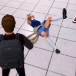 クラスの女の子をペットにできるゲームがヤバすぎるwww『バカゲー』【Bad Guys at School】