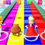 【スーパーマリオパーティ】ミニゲームデイジーVsクリポーVsロゼッタVsノコノコ(COM最強 たつじん)