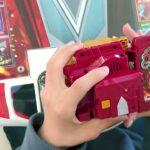 ガンバライジングZB4弾を1000円分ゲームしたらLRカードが出てきた!