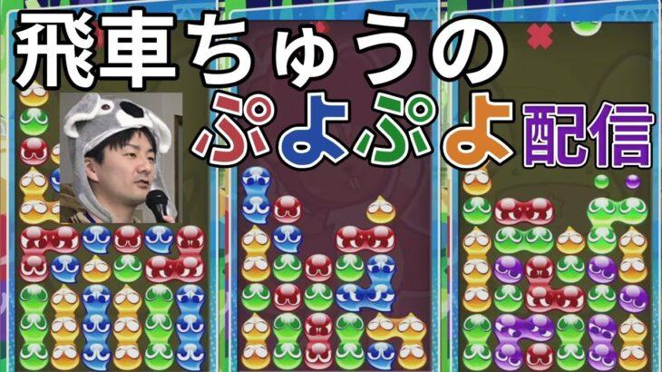 【ぷよぷよeスポーツ】VS YSD 40先