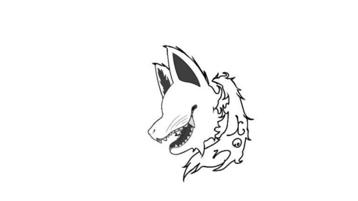 【お絵描き】eスポーツkonnjikiロゴ作成