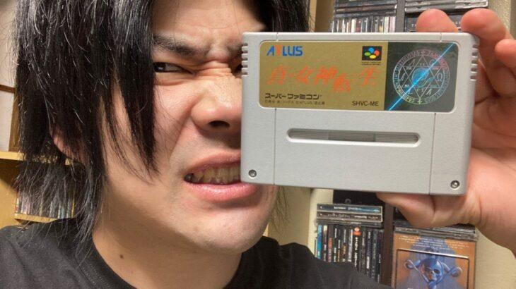 橋山メイデンのレトロゲーム初見プレイ 真・女神転生  part9