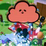 クソ雲になって人々に迷惑をかけるゲーム|イタズラ雲の冒険