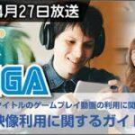 セガのゲームプレイ映像利用に関するガイドラインを調べる