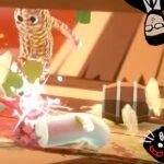 【4人実況】ぐにゃぐにゃ乱闘ゲーム『 A Gummy's Life 』がバグりまくって笑う