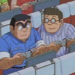 こち亀 『92×04」 野球ゲームでGO!