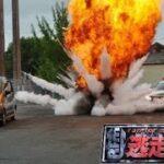 【GTA5】罰ゲームあり逃走中鬼ごっこ!【あきねこ】