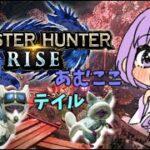 【ゲーム配信Live】MONSTER_HUNTER_RISE(モンスターハンターライズ)34
