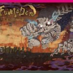 【PC】『月風魔伝 GetsuFumaDen: Undying Moon』~美しい浮世絵風和風ダークファンタジー~
