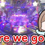 【メダルゲーム】某ボウリング場の預けメダル1万枚にしたい 第3期 ㉔話【マリオパーティ ふしぎのコロコロキャッチャー2】