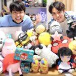 【10万円】クレーンゲームで10万円使って取った大量の商品を紹介します【最後に罰ゲームあり】