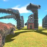ゲーム最強生物クラーケンに勝てるオリジナルキャラを作ろう【 Animal Revolt Battle Simulator 】
