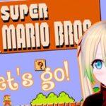 【English only!】日本語を喋ったら罰ゲーム【Super Mario Bros.】