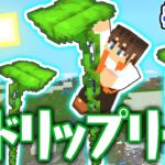 アプデ追加の世界一高い植物とは!?ドリップリーフを使いこなそう!!マイクラ実況Part278【マインクラフト】