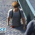 バグりまくる市民を取り締まるゲーム|Police Simulator