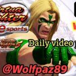 【VFes VF5us WOLF】#431 #バーチャファイターeスポーツ #毎日更新 PAZ 2021年6月10日 #VFes #VirtuaFighter5 #UltimateSHOWDOWN