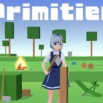 【VRサンドボックスゲーム】Primitier GameVketZero出展映像