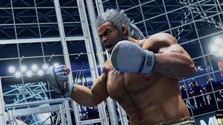 バーチャファイター eスポーツ 世界1位ジェフリー 投げより打撃 スーパーヘビー級の闘い方 Virtua Fighter esports