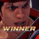 バーチャファイター eスポーツ 世界2位アキラvs闘神リオン オラつくアキラ Virtua Fighter esports