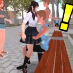 ジャンルが「教育ゲーム」になっている女子高生シミュレーターがヤバすぎるwww【バカゲー】