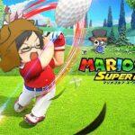 【マリオゴルフ】あいつ、やけにゴルフ上手くね?