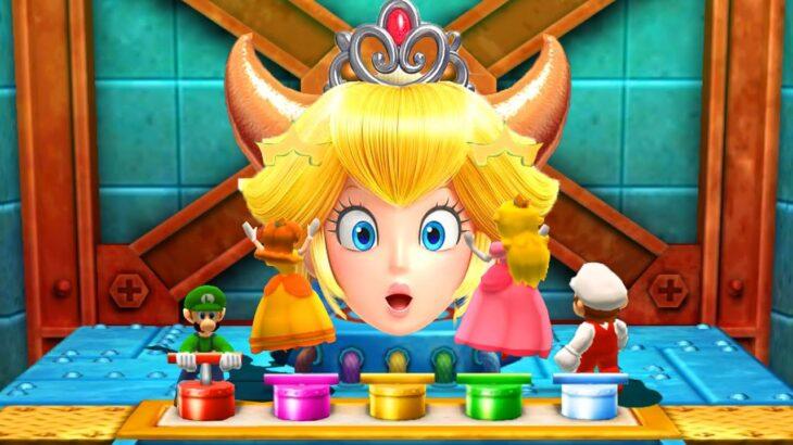 【マリオパーティ100ミニゲームコレクション】すべての面白いミニゲーム(COM最強 たつじん)