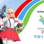 期間限定イベント サマー・ゲーム2021 オーバーウォッチ