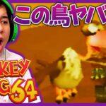 カオスゲームドンキーコング64生配信でステージ2に挑戦【#2】