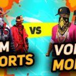 || 7M E-SPORTS VS VOLDEMORTS⚡⚡ || EPIC BATTLE ROYALE🔥 || #VOLDEMORTS
