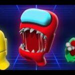 超人気人狼ゲーム『Among Us』の3Dホラーゲームで遊んでみる!
