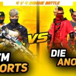   DIE ANOTHER DAY VS 7M E-SPORTS🔥   CLASH OF ICONICS🎗️   @SKYLORD