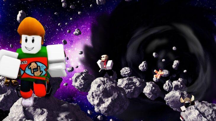 「首がちぎれる」ブラックホールから逃げる!?マリオパーティーのようなエピックミニゲームが面白すぎたロブロックス【Roblox】