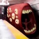 人を食べる「SCP電車」に乗ってみたら人間を溶かす恐怖の車内が待っていたホラーゲーム。ロブロックス【Roblox】