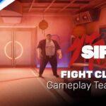 Sifu   Fight Clubゲームプレイティーザー   PS4&PS5