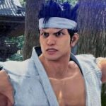 バーチャファイター eスポーツ アキラvs天魔王ジェフリー しゃがみパンチからの崩し方 Virtua Fighter esports