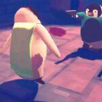 かわいいペンギンが拳銃武装ペンギンを強盗するゲーム