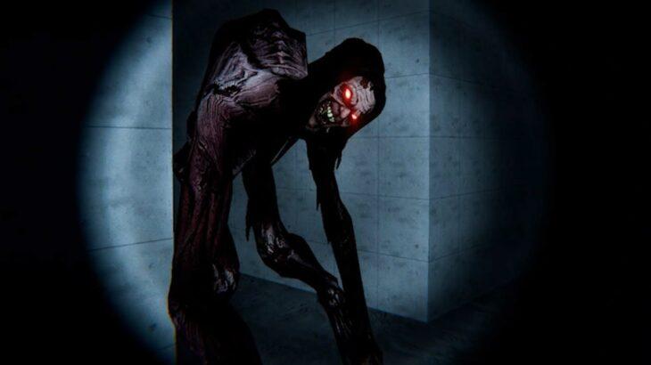 ボタンを押すと「人喰い地下室」が解放される…。迷宮で怪物が追ってくるホラーゲームが怖すぎる(絶叫あり)
