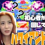 【オンラインカジノ】初心者が回すハワイアンドリーム!!(お手柔らかに)