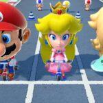 【スーパー マリオパーティ】ミニゲームマリオvsピーチvsロゼッタvsデイジー(COM最強 たつじん)
