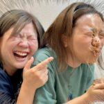 【罰ゲーム】可愛い相方に納豆ぶちまけてブスにさせたら号泣したwwww