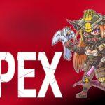ゲームレベル2のAPEX!チャンピオンなるまで終わらない!!!!!【VTuberの桐生ココ】