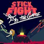 【4人実況】ハチャメチャすぎてずっと笑えるゲーム『 Stick Fight: The Game 』