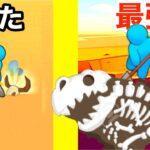 最強のホリホリ人間を目指して化石を発掘するゲーム【 Idle Archaeologist 】