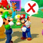 【ゲーム遊び】サボるマリオのオンラインアスロン スーパーマリオパーティー【アナケナ】Super Mario Party
