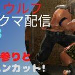 【VFes バーチャファイターeスポーツ】 ランクマ配信 ウルフ #23 諦めない心!