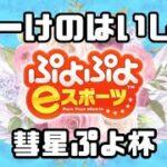 【ぷよぷよeスポーツ】彗星ぷよ杯出るよ!  8/7【steam版】